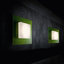 Square Wall/Ceiling Light