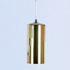 Tank Light Plated Pendant