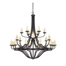 Elba Large Chandelier
