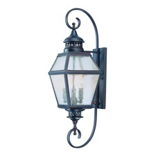 Chiminea Outdoor Wall Sconce