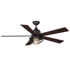 Hyannis Ceiling Fan with Light