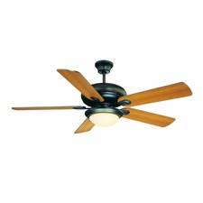 Sierra Madres Ceiling Fan with Light