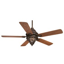 Monticello Ceiling Fan with Light