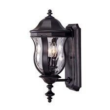 Monticello 304 Outdoor Wall Sconce