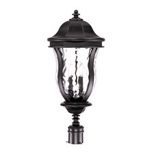 Monticello Outdoor Post Light