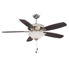 Mystique Ceiling Fan with Light