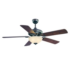 Logan Ceiling Fan with Light