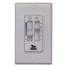 WLC600 Wall Mount Fan/Light Control