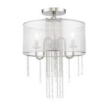 Siena Ceiling Semi Flush Light