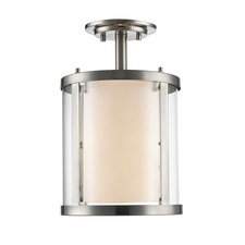 Willow Ceiling Semi Flush Light