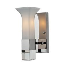 Lotus Bathroom Vanity Light