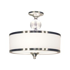 Cosmopolitan Ceiling Semi Flush Light