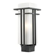 Abbey Square Outdoor Post Light
