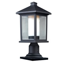 Mesa Outdoor Pier Mount Light