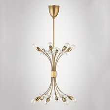 Alexandria Tall Chandelier