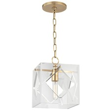 Travis 1 Light Pendant