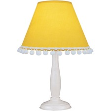 Pompom Table Lamp