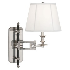 Williamsburg Lewis Swing Arm Wall Light