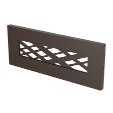 Tartan Outdoor Horizontal Turtle LED Brick Light
