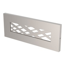Tartan Outdoor Horizontal LED Brick Light