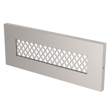 Tracery Outdoor Horizontal Turtle LED Brick Light