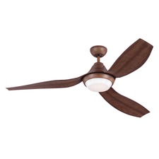 Avvo Ceiling Fan with Light