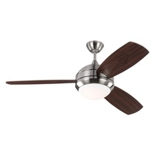 Discus Trio Ceilign Fan with Light