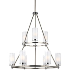 Jonah Two Tier Chandelier