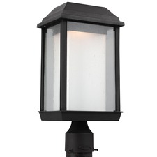 McHenry Warm Dim Outdoor Post Mount