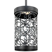 Arramore Warm Dim Outdoor Pendant