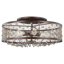 Colorado Springs Semi Flush Ceiling Light