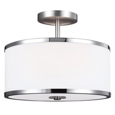Prospect Park Semi Flush Ceiling Light