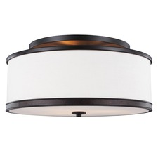Marteau Semi Flush Ceiling Light