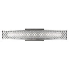 Amani Woven Bathroom Vanity Light