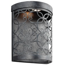 Arramore Warm Dim Outdoor Wall Light