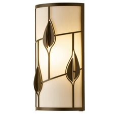 Alisons Leaves Wall Light