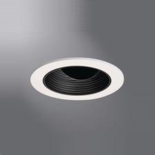 E3AA 3 Inch Open Cut Angle Reflector Baffle