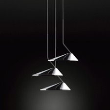 Non La Round Multi-Light Pendant