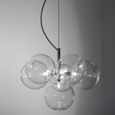 Cluster 6 Light Pendant