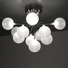 Cluster Ceiling Light