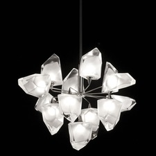 Rock 13 Light Chandelier