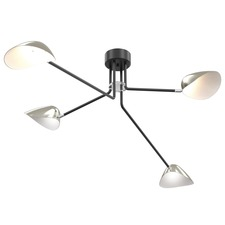 Abbey Road Ceiling Semi Flush Light