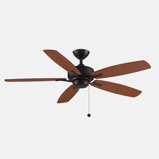 Aire Deluxe Ceiling Fan with CFL Light