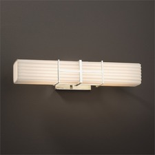 Structure Linear Bathroom Vanity Light