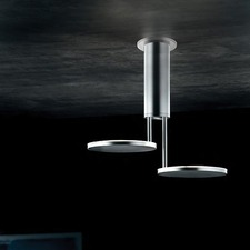 Invader Semi Flush Ceiling Light