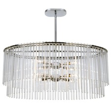 Bleecker Oval Chandelier