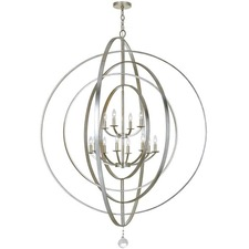 Luna 12 Light Chandelier