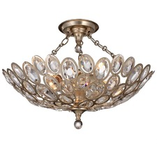 Sterling Semi Flush Ceiling Light