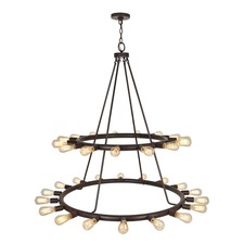 Dakota 2-Tier Chandelier