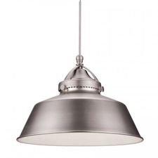 Wyandotte Pendant with Canopy